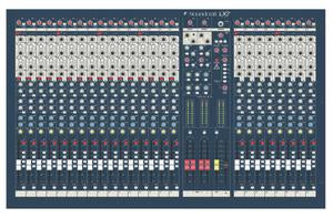 Soundcraft LX7ii 24 Console