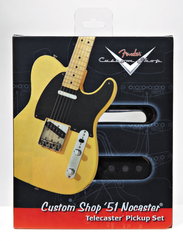 Fender Custom Shop '51 Nocaster Tele Pickup Set