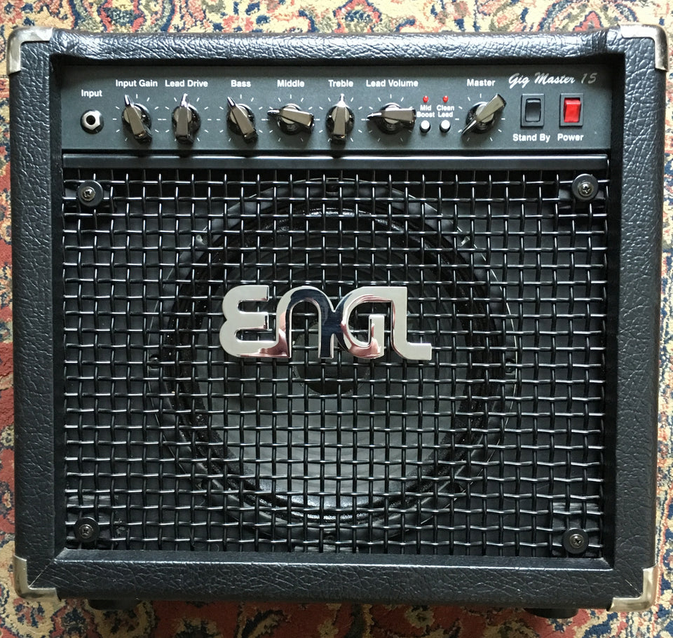 Engl Gigmaster E-310 15w Tube Combo Amplifier - USED