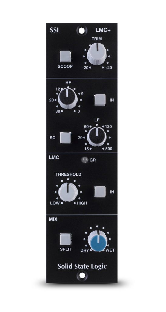 Solid State Logic LMC+ 500 Series Compressor & Filter Module