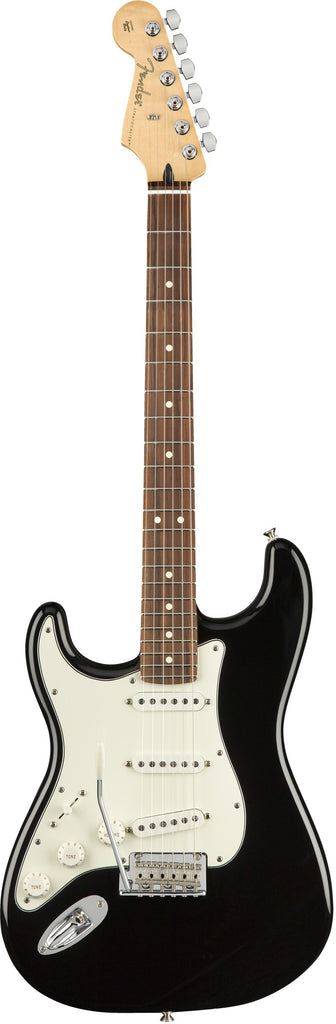 Fender Player Stratocaster Electric Guitar, Left Handed, Pau Ferro Fingerboard