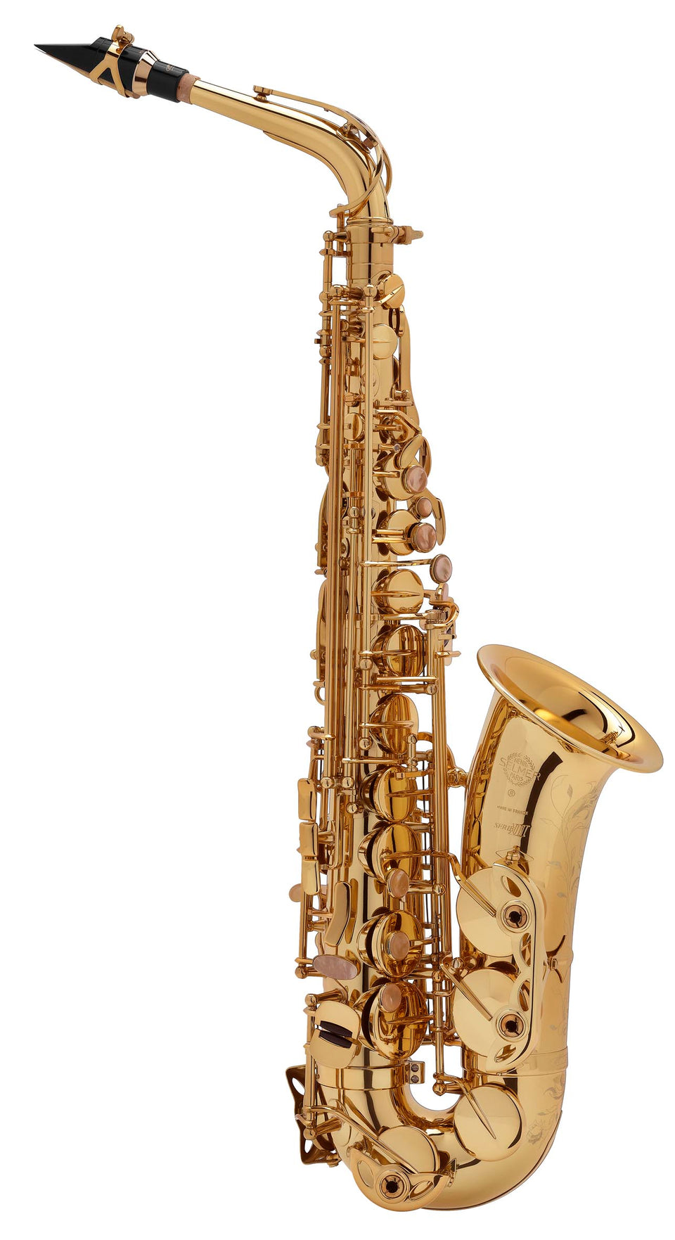 Selmer Super Action 80 Series III Alto Saxophone