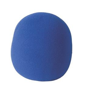 On-Stage Stands ASWS58BL Foam Windscreen (Blue)
