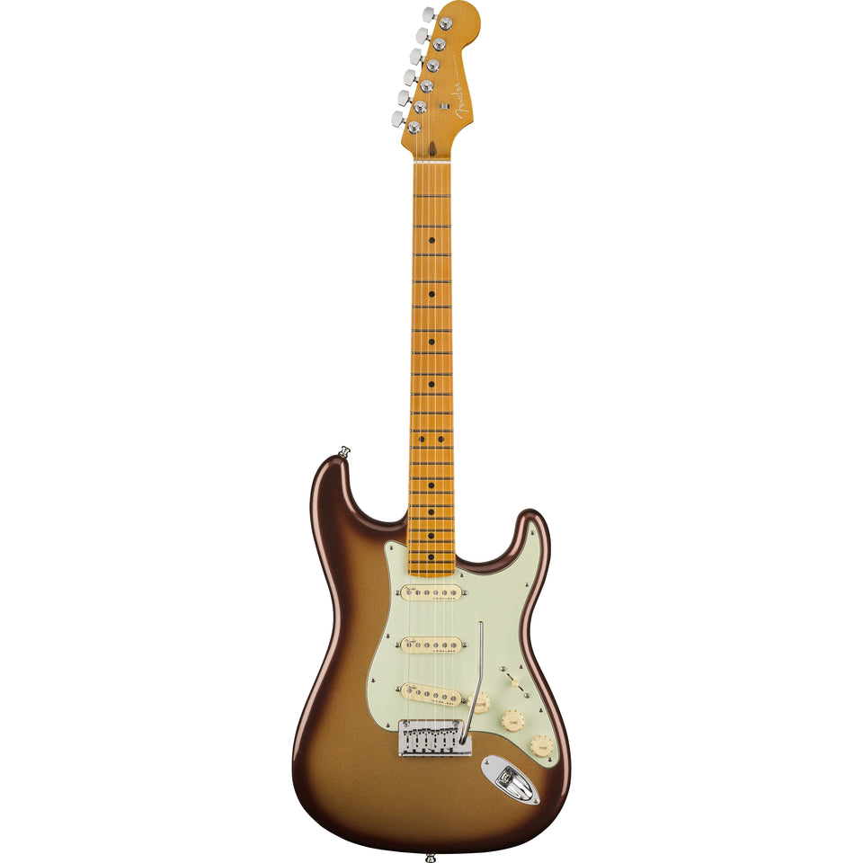 Fender American Ultra Stratocaster Electric Guitar, Maple Fingerboard