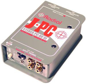 Radial Engineering JPC Computer Direct Box
