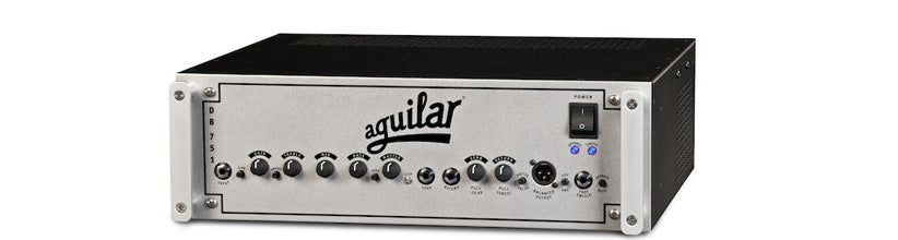 Aguilar DB751 975/750W Hybrid Bass Amp Head