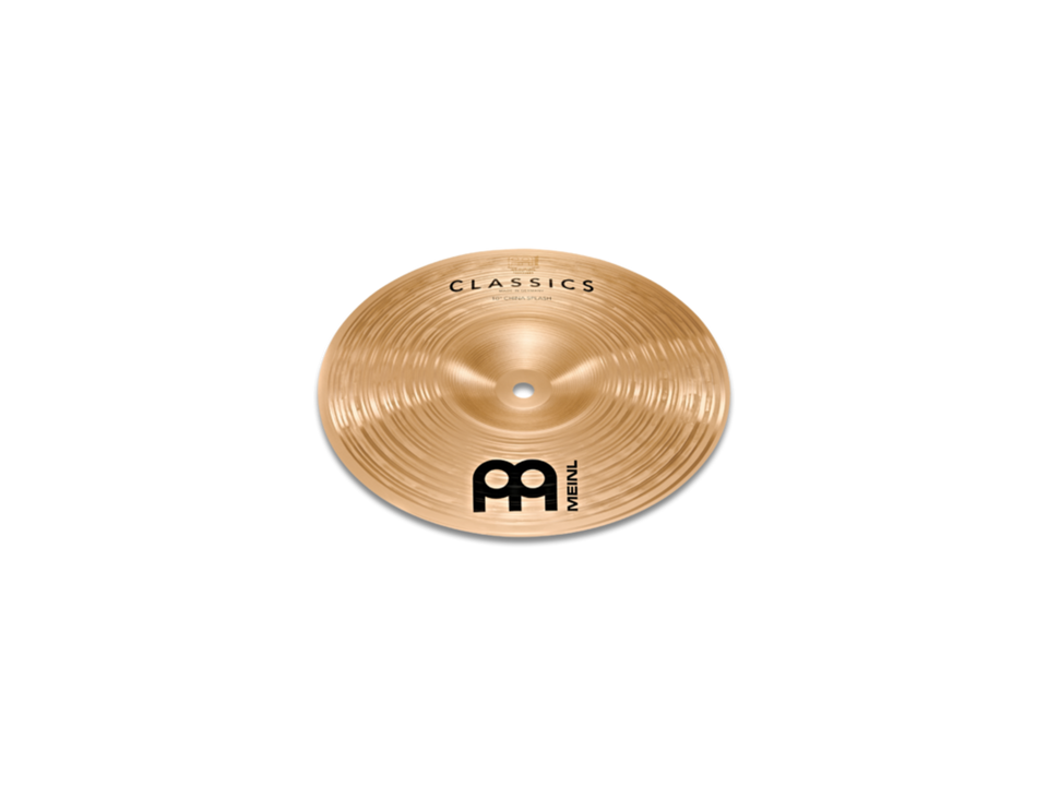 "Meinl 10"" Classics China Cymbal Splash Cymbal"