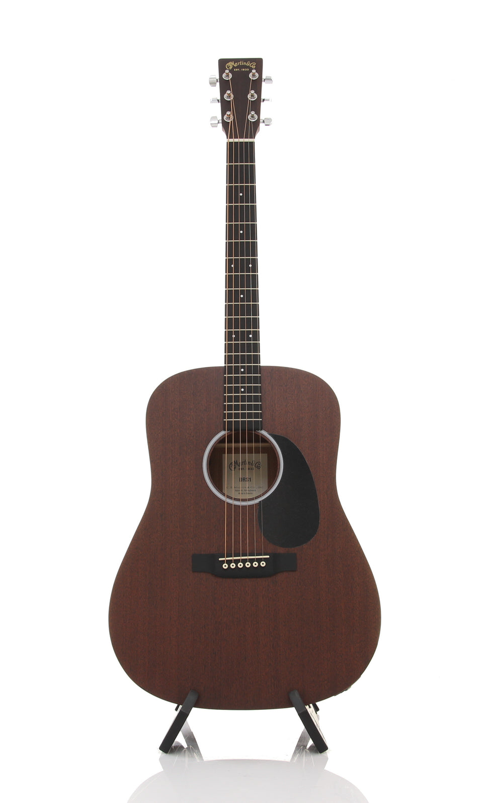 Martin DRS1 Sapele Top Sapele Back And Sides Acoustic/Electric Guitar - Translucent Cherry