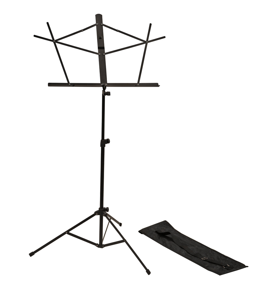 Rok-It Sheet Music Stand W/ Carry Bag