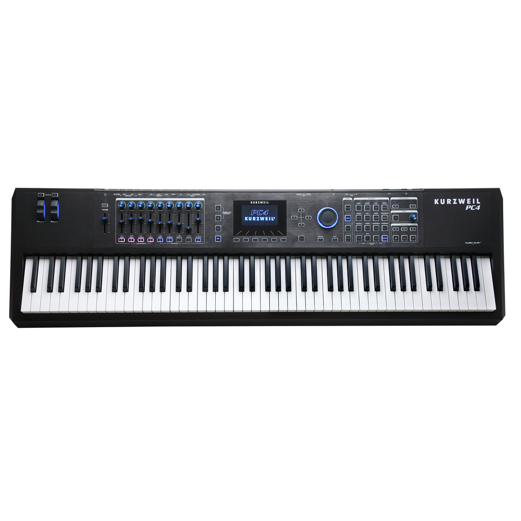 Kurzweil PC4 88-Key Synthesizer Workstation