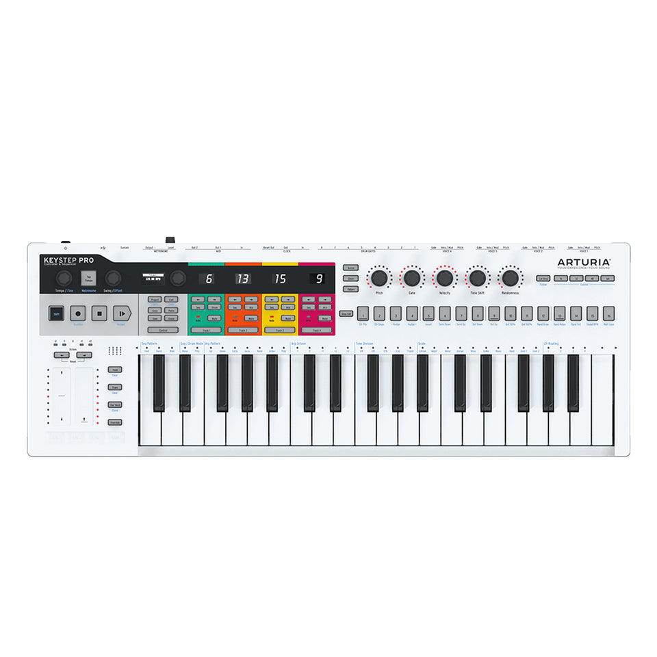 Arturia KeyStep Pro Sequencer Controller