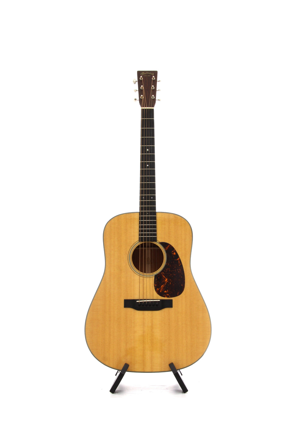 Martin D-18 Sitka Spruce Top Mahogany Back and Sides Dreadnought Acoustic - Natural