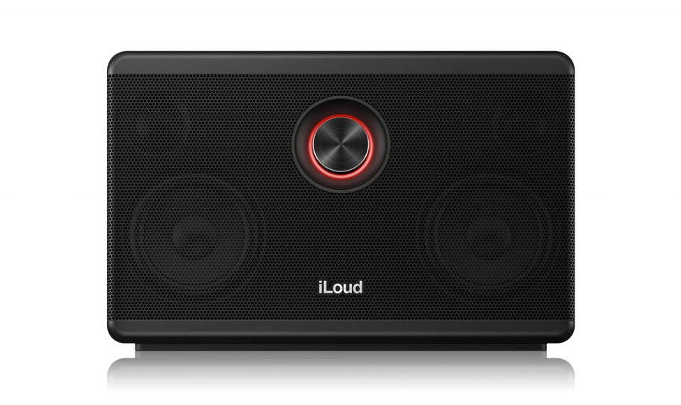 IK Multimedia iLoud Portable Bluetooth Speaker