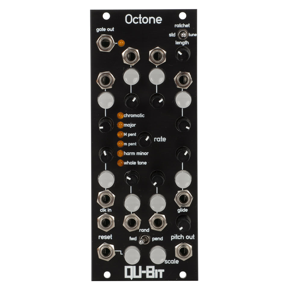 Qu-Bit Octone Sequencer Eurorack Module