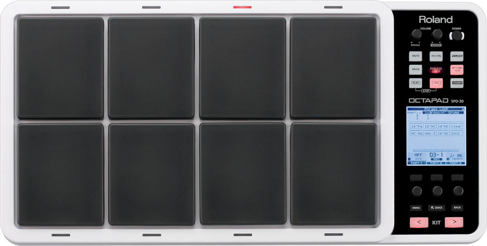 Roland SPD-30 OCTAPAD Digital Percussion Pad White