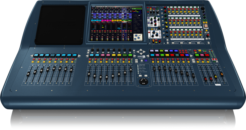 Midas PRO2-CC-IP Digital Console - Install Package