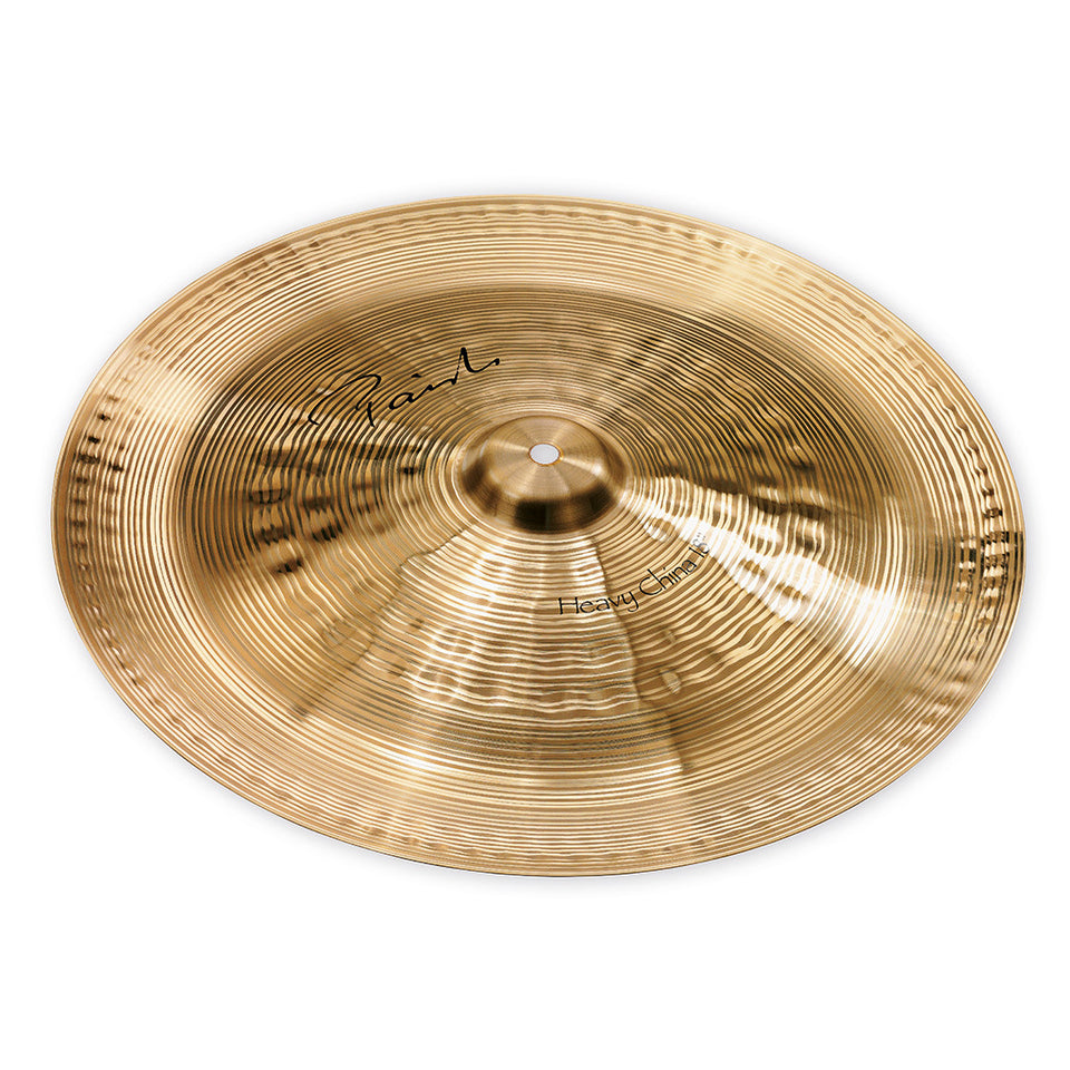 "Paiste 18"" Signature Heavy China Cymbal"
