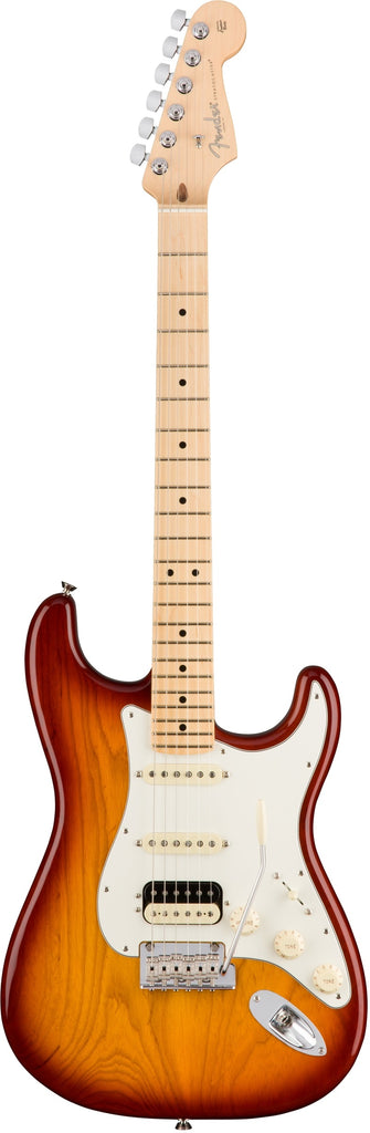 Fender American Professional Stratocaster HSS Shawbucker Electric Guitar - Maple Fingerboard