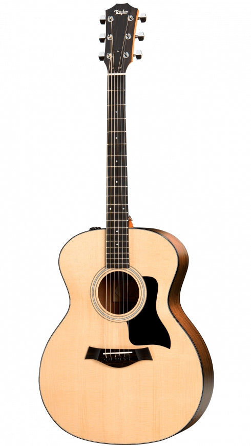 Taylor 114e Grand Auditorium Acoustic/Electric Guitar - Walnut