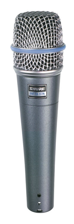 Shure BETA57A Supercardioid Vocal/Instrument Microphone
