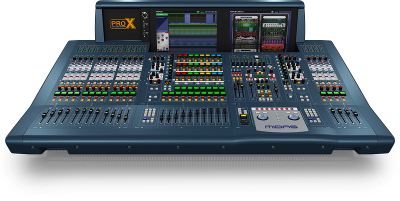 Midas PRO X-CC-IP Digital Console - Install Package