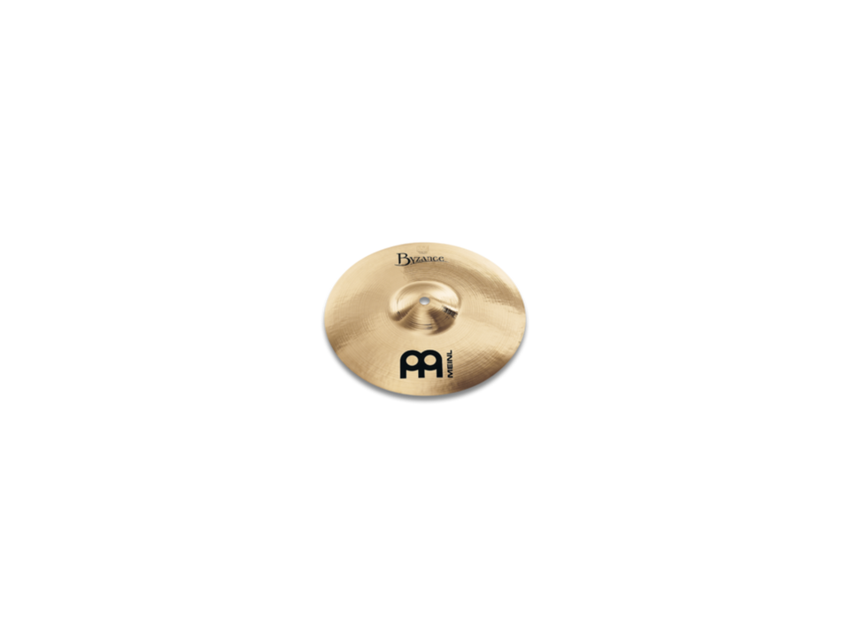 "Meinl 6"" Byzance Brilliant Splash Cymbal"