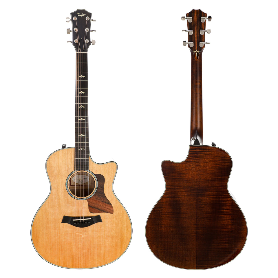 Taylor 616ce Grand Symphony ES2 Acoustic/Electric Guitar - Brown Sugar