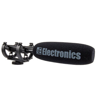 sE Electronics ProMic Laser DSLR On-Camera Shotgun Microphone