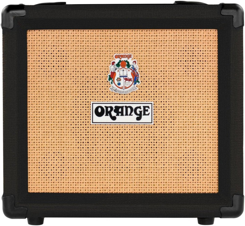 "Orange Crush 12 12W 1x6"" Guitar Combo Amp - Black"