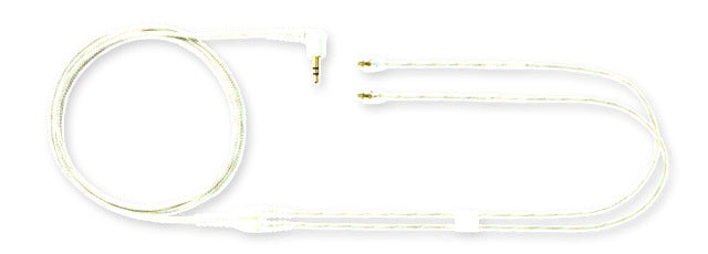Shure EAC64CL Earphones Replacement Cable - Clear