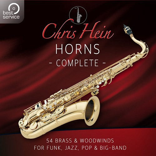 Best Service Chris Hein Horns Pro Complete