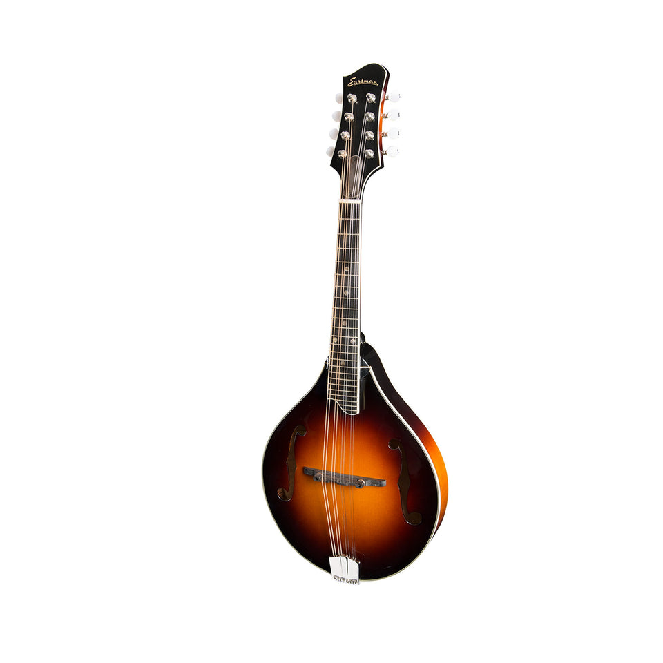 Eastman MD605 Spruce/Maple A-Style Mandolin - Sunburst