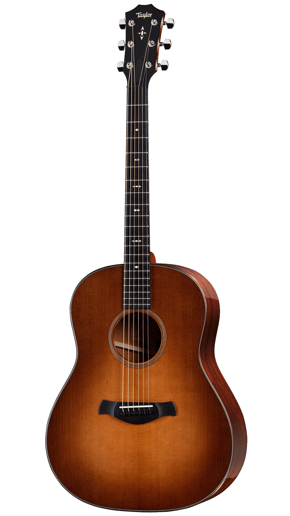 Taylor Builder's Edition 517e Acoustic Guitar - Wild Honey Burst