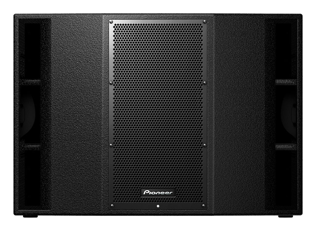 "Pioneer XPRS215S Dual 15"" Powered Subwoofer"