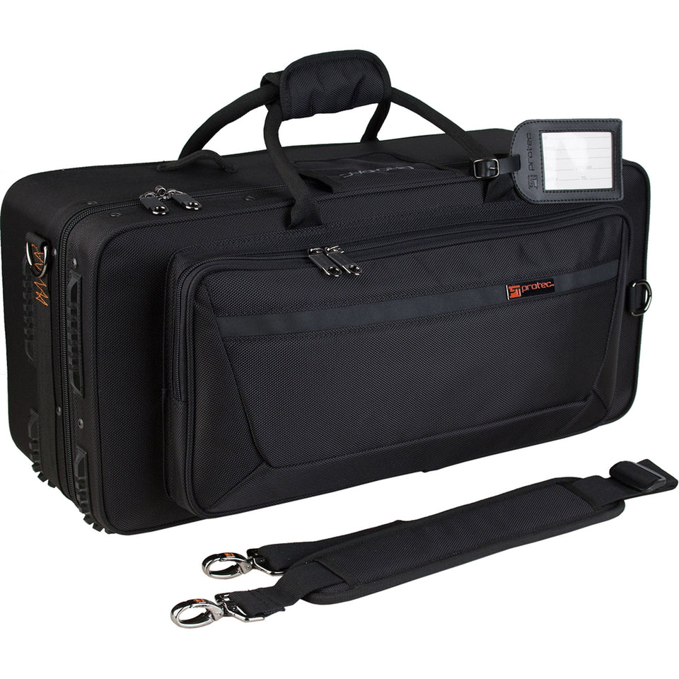 ProTec Double Trumpet IPAC Case