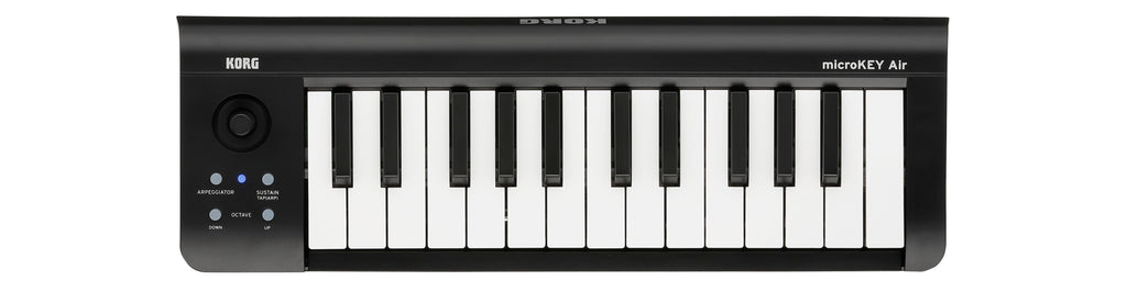 Korg microKEY Air-25 Bluetooth MIDI Keyboard - 25 Key