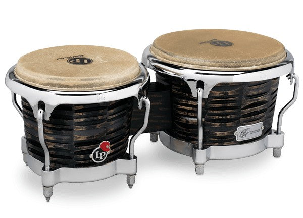 Latin Percussion LP201AX-PM Pedrito Martinez Signature Bongo Set