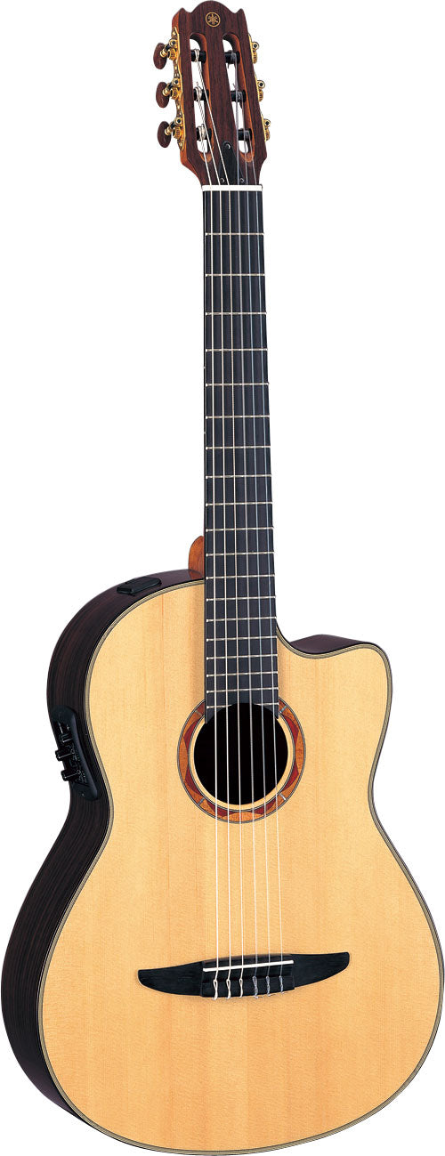 Yamaha NCX1200R NCX Acoustic-Electric Classical Guitar - Rosewood
