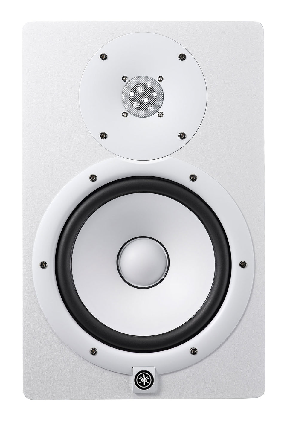 "Yamaha HS8 8""/ 1"" Powered 2-Way Bass-Reflex Studio Monitor - White"