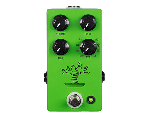 JHS Pedals Bonsai 9-Way Screamer Overdrive Pedal