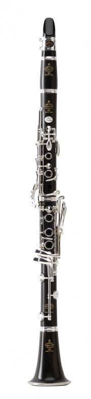 Buffet Crampon R13 Greenline A Clarinet - Silver Plated Keys