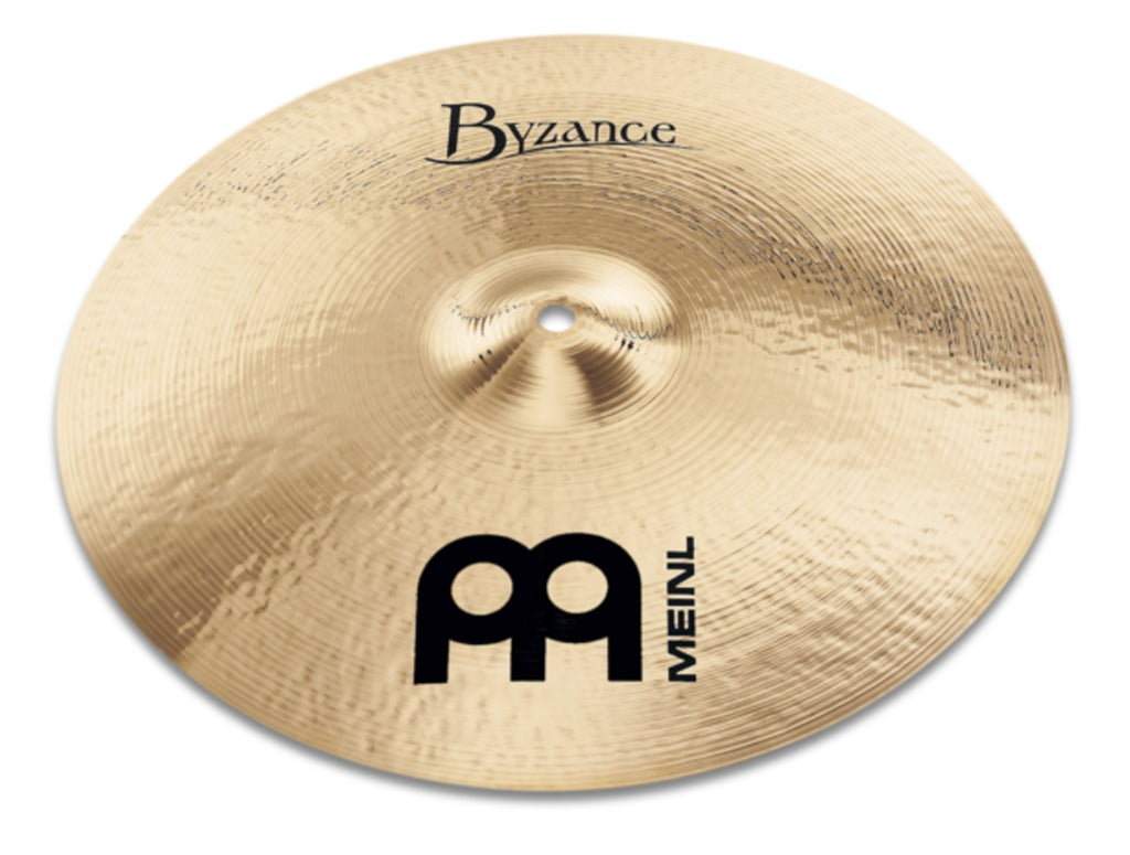 "Meinl 14"" Byzance Brilliant Thin Crash Cymbal"