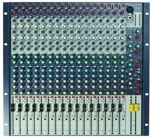 Soundcraft GB2 16 Rack GB2 Series Rackmount Mixer