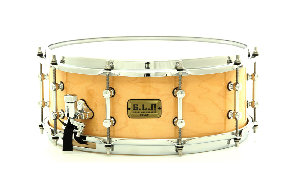 "Tama 14"" x 5.5"" Super Maple S.L.P. Snare Drum"