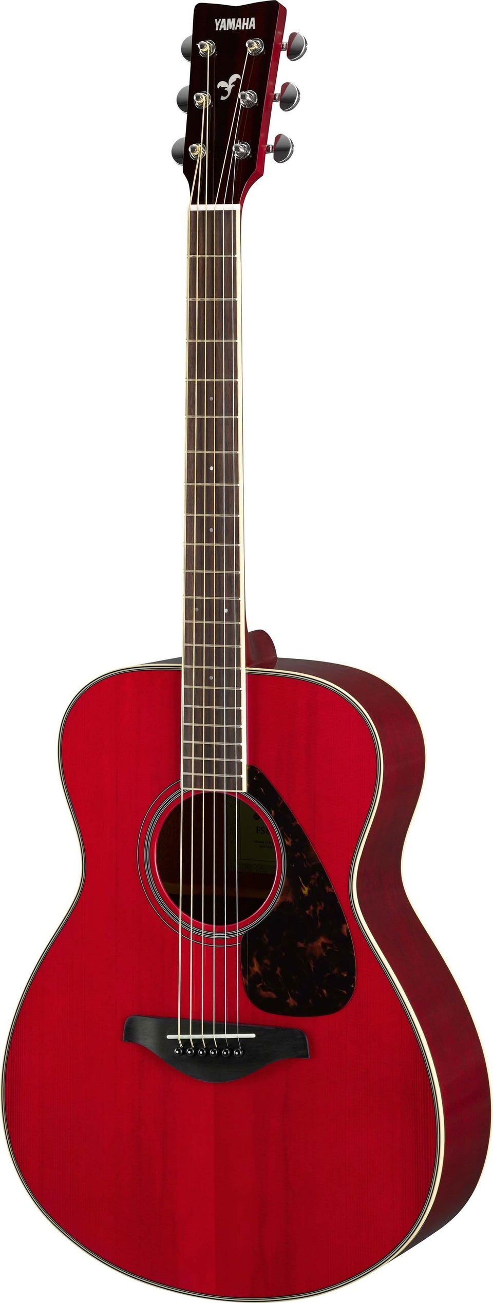 Yamaha FS820 Acoustic Guitar - Ruby Red