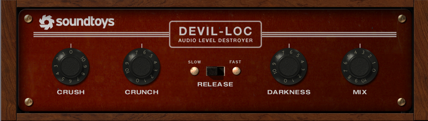 Soundtoys Devil-Loc Deluxe Compressor Plug-In