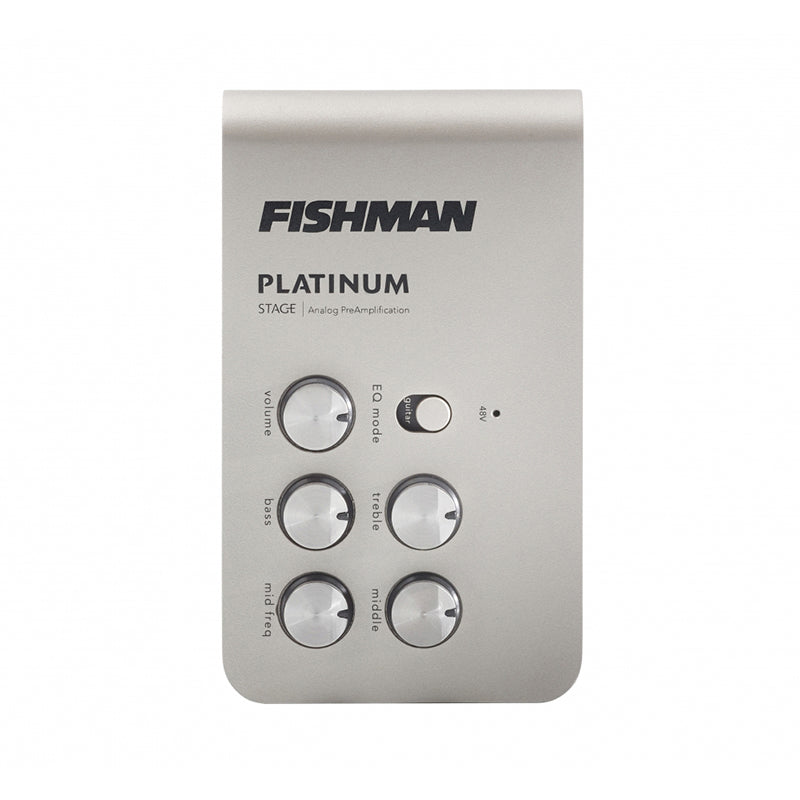 Fishman PRO-PLT-301 Platinum Stage EQ/DI Analog Preamp