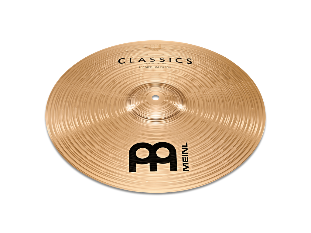 "Meinl 18"" Classics Powerful Crash Cymbal"