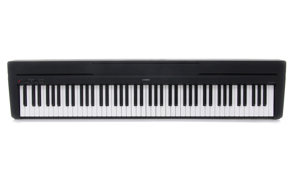 Yamaha P45 88 Key Weighted Action Digital Piano - Black