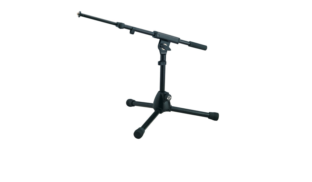 K&M 25950-500-55 Low Microphone Stand